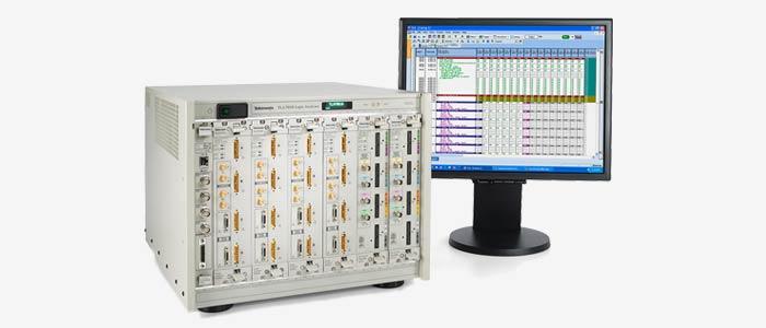 TLA7000 Logic Analyzer