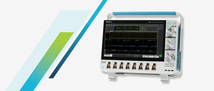 体验全新5系列混合信号示波器(MSO),您又迈近了一步