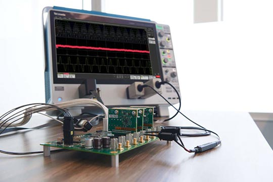 MSO6系列,电源测试