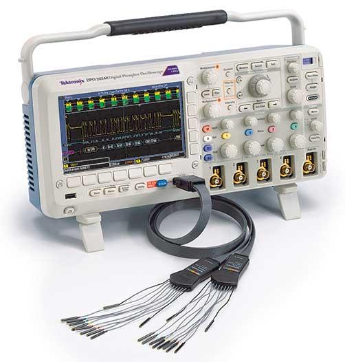 MSO2000系列,简化混合信号的调试