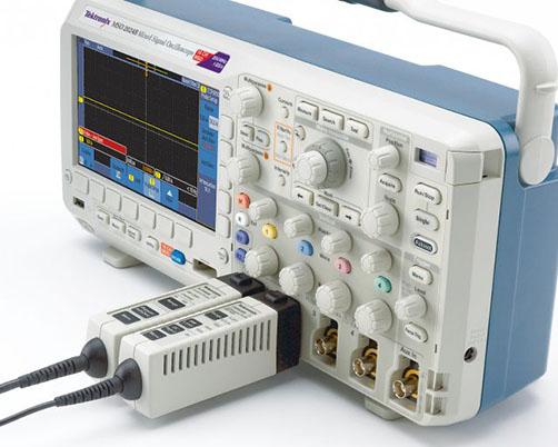 MSO2000系列,更多探头接口,更多可能性