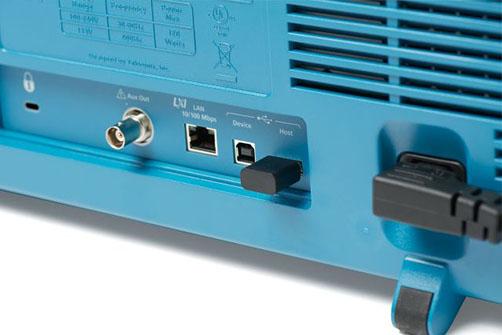 TBS2000 首款支持WIFI的示波器