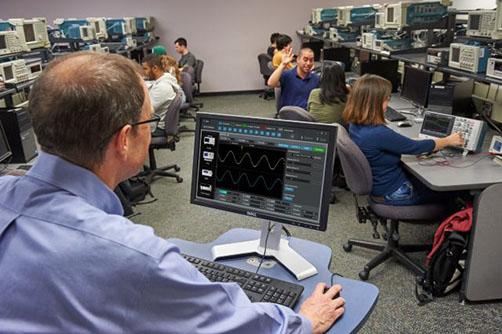 TBS2000 适用实验室和教室的强大的学习工具